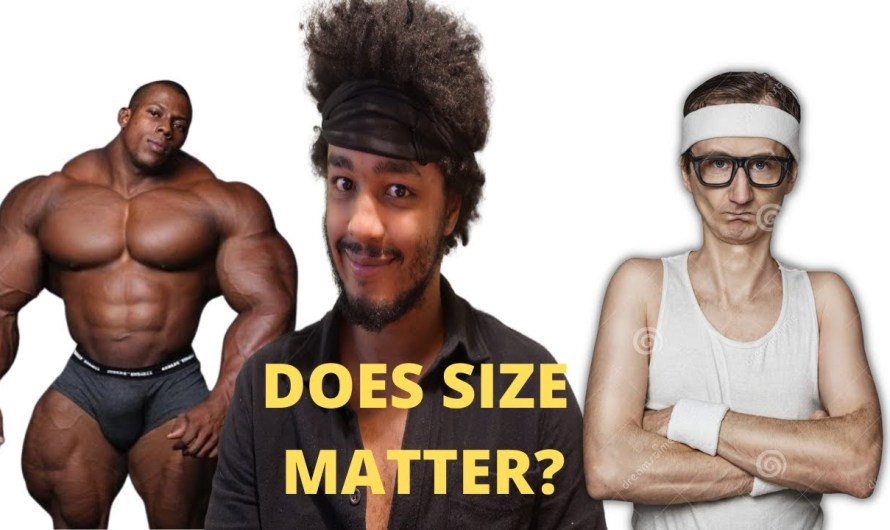 Why Size Don't Matter With Women (According To Natural Selections)