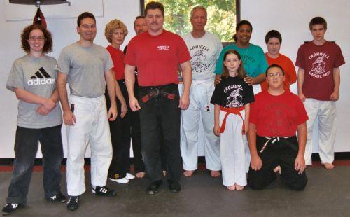 Grappling Seminar at Cromwell Martial Arts