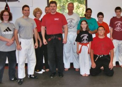 Grappling Seminar at Cromwell Martial Arts