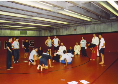 1st Annual Seminar with Roy Harris, 2003