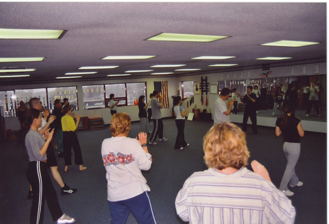 Teaching Krav Maga