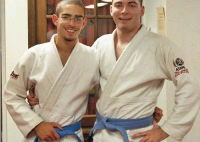 2 More Blue Belts: Jose and John