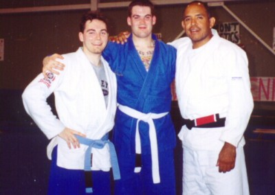MSDC's first Blue Belt
