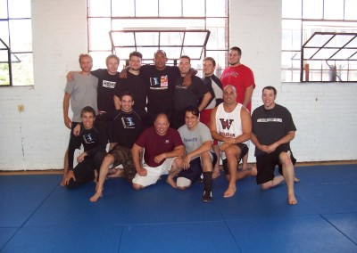5th Annual Roy Harris Seminar, 2007