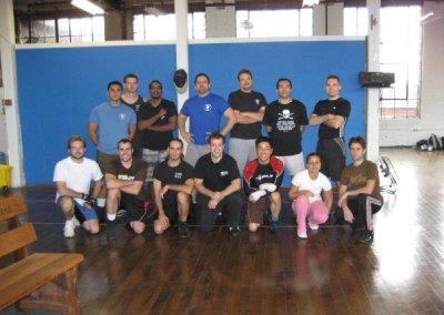 Boxe Francaise Savate – French Kickboxing