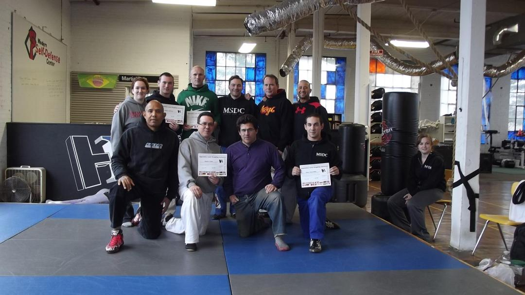 Apprentice Grappling Instructor Course