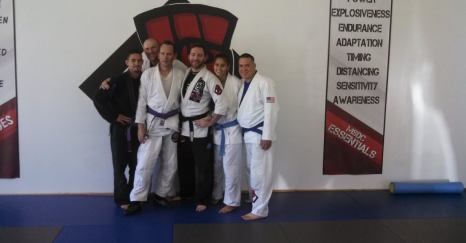 New BJJ Purple Belt – Kyle Simpson