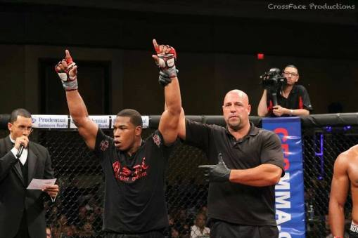 MSDC's Willie Brown Jr, 2-0 in MMA