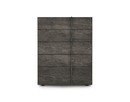 bedroom plank chest