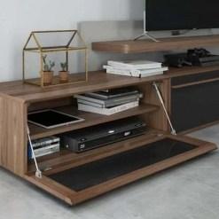living room scene tv stand