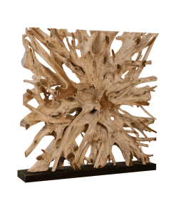 accessories teak sculpture