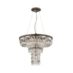 lighting rosalia 16-inch pendant