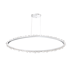 lighting bessie oval chandelier