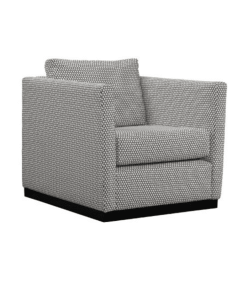 living room spin armchair
