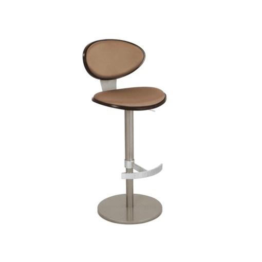 vera stool upholstered