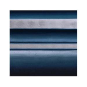 accessories blue shimmer wall art