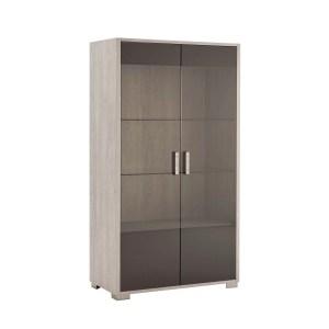 dining room demetra curio cabinet