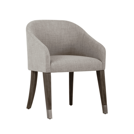 dining room nellie chair in grey