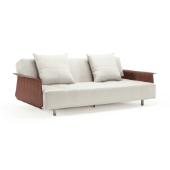 living room long horn DEL sofabed with arms