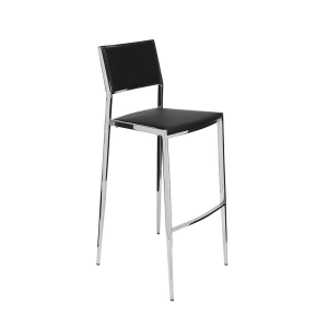 aaron stool black