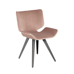 dining room astra chair blush