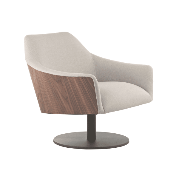 henry lounge chair oxford tan