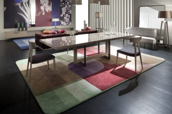 modern dining table in Toronto