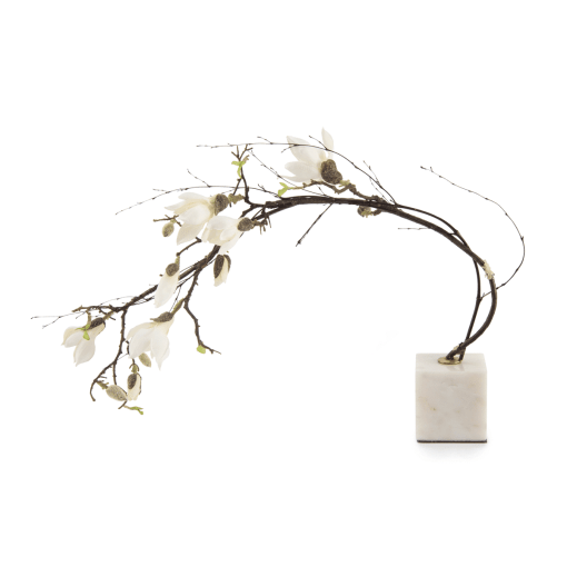 accessories stone magnolias botanical