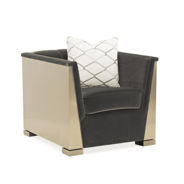 vector accent chair