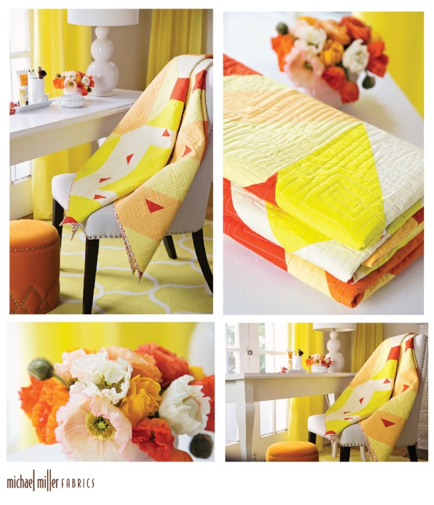 yellow quilt MM CC