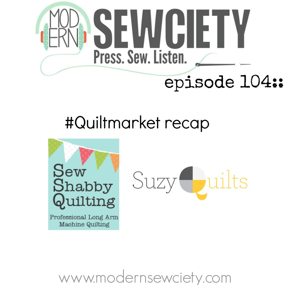 quiltmarket recap