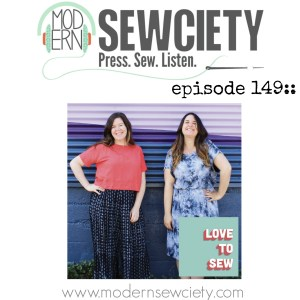 149art love to sew podcast