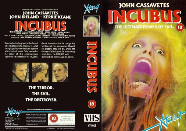 Image result for movie the incubus 1981