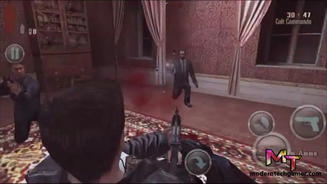 %max payne gameplay screen shot