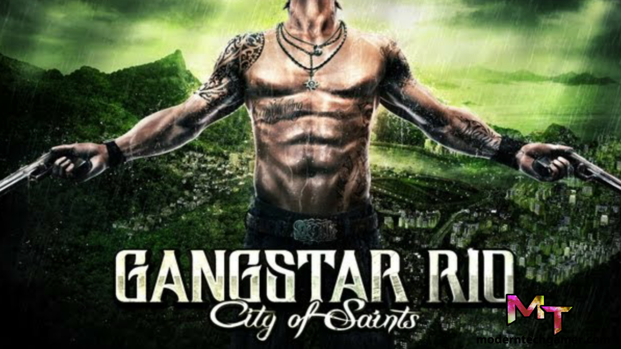 Gangstar Rio: City of Saints v1.17b Apk+Mod+Obb Data Free For Android