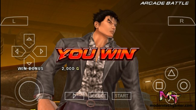%tekken 7 gameplay screenshot