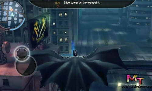 the dark knight rises gameplay screen shot 3