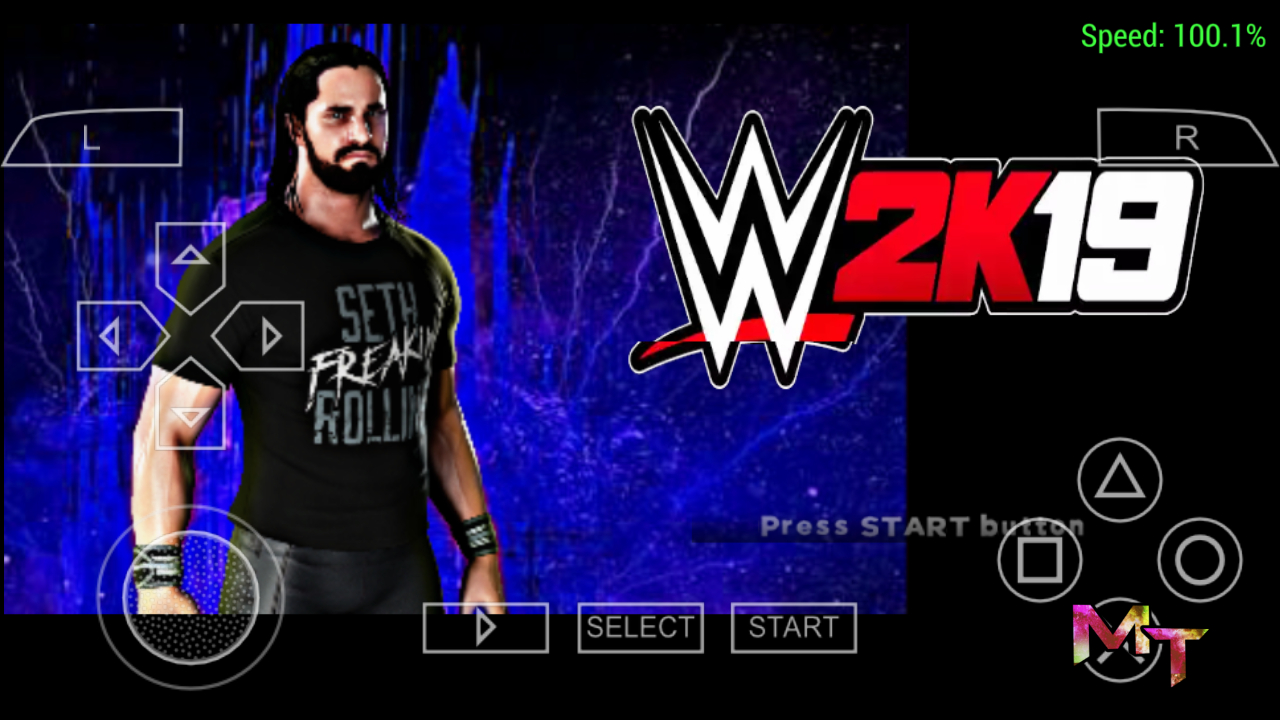 WWE 2k19 Game APK + DATA Download For Android Free