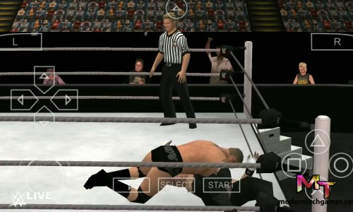 WWE 2K16 Apk Gameplay 4