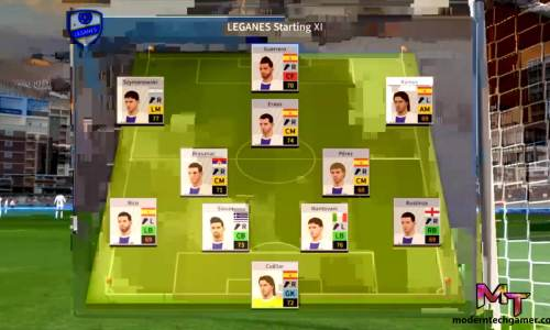 dream league soccer 2019 mod apk gameplay 3