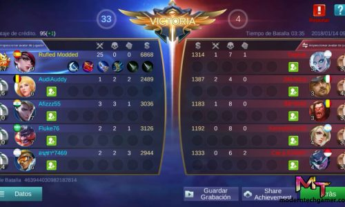 mobile legends mod apk gameplay 1