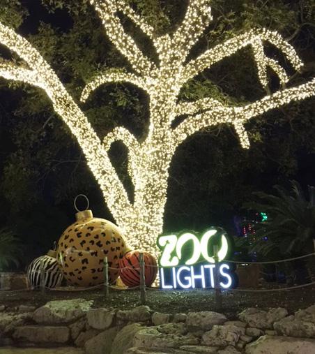 Zoo Lights Hours San Antonio
