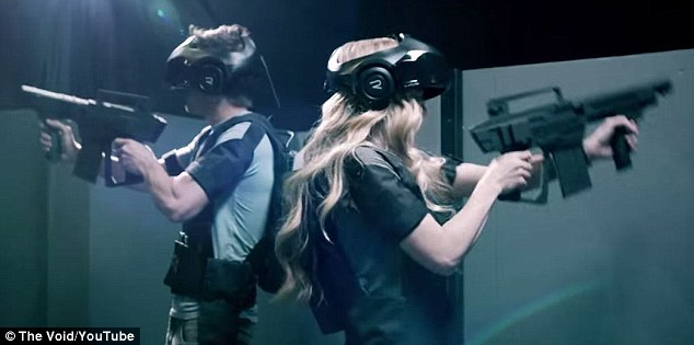 Image result for virtual reality game