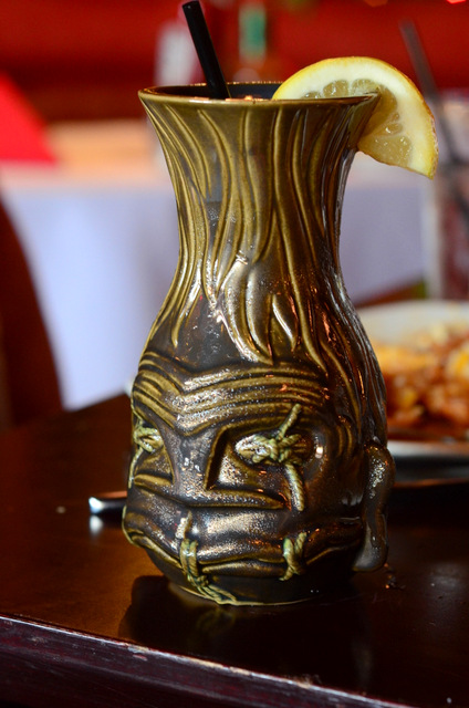 Deadhead Tiki Mug