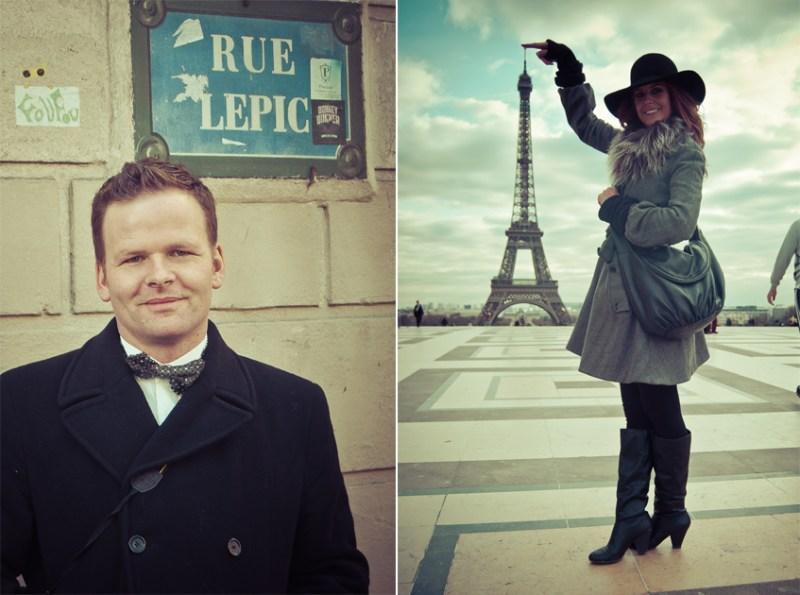 Vintage Paris David Wickham