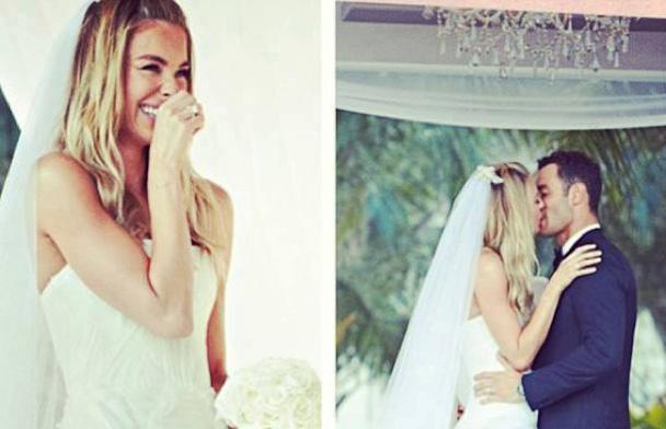 Jennifer Hawkins Married In Bali