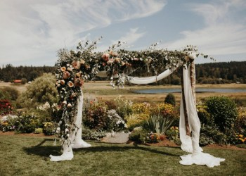 Arbour Goals - The Best Wedding Arches Out There - Modern Wedding