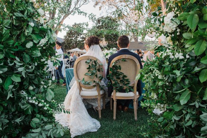 Savannah And Matt's Twinkling Celebration - Modern Wedding