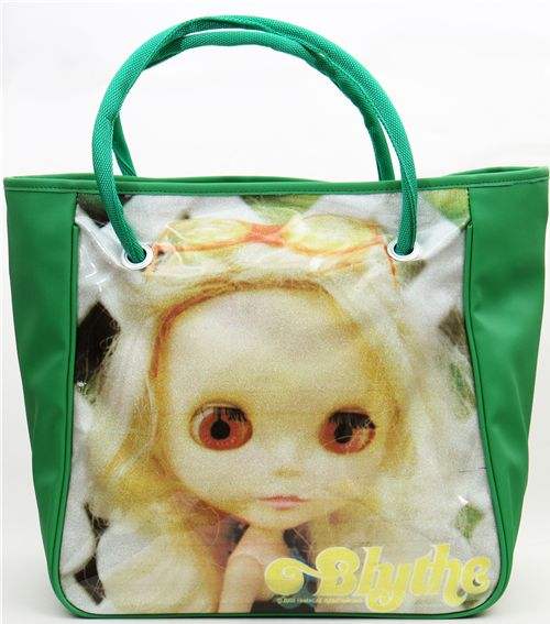 Blythe Doll bag from Japan