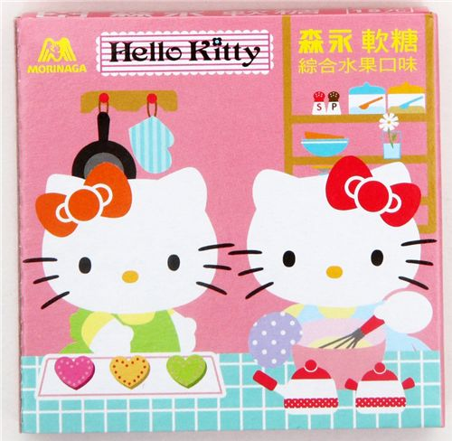 Hello Kitty Chewing Gum